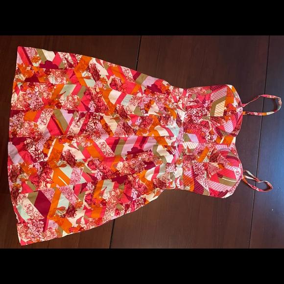 Cute spaghetti strap dress